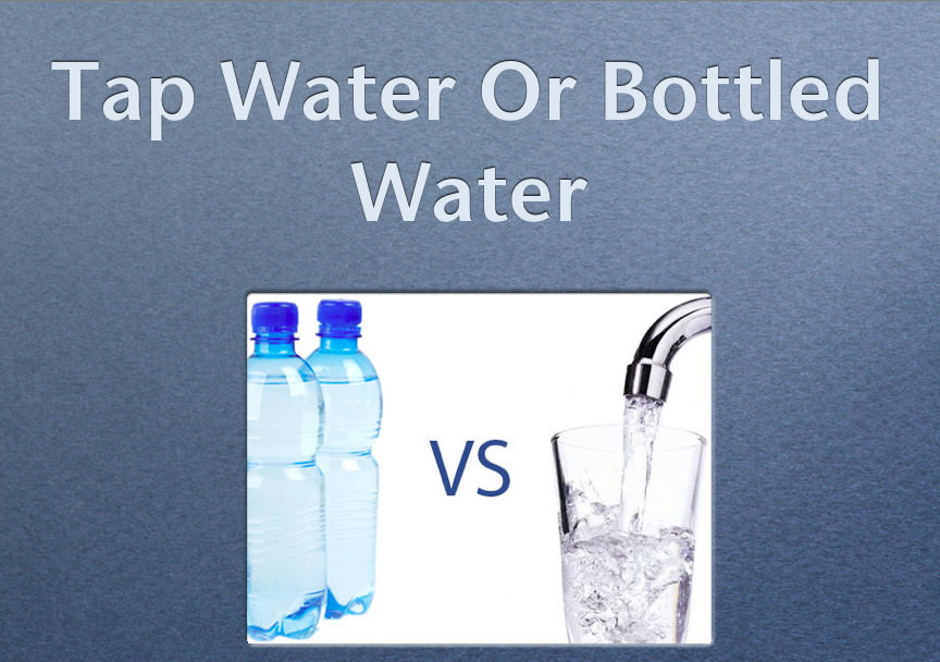 bottled water vs tap water research paper