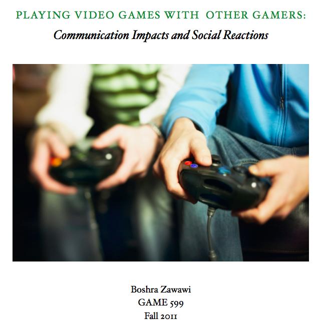 video games market essay Essay on video game addiction competition assures a continuous growth of the game market and through here you can publish your research papers, essays.