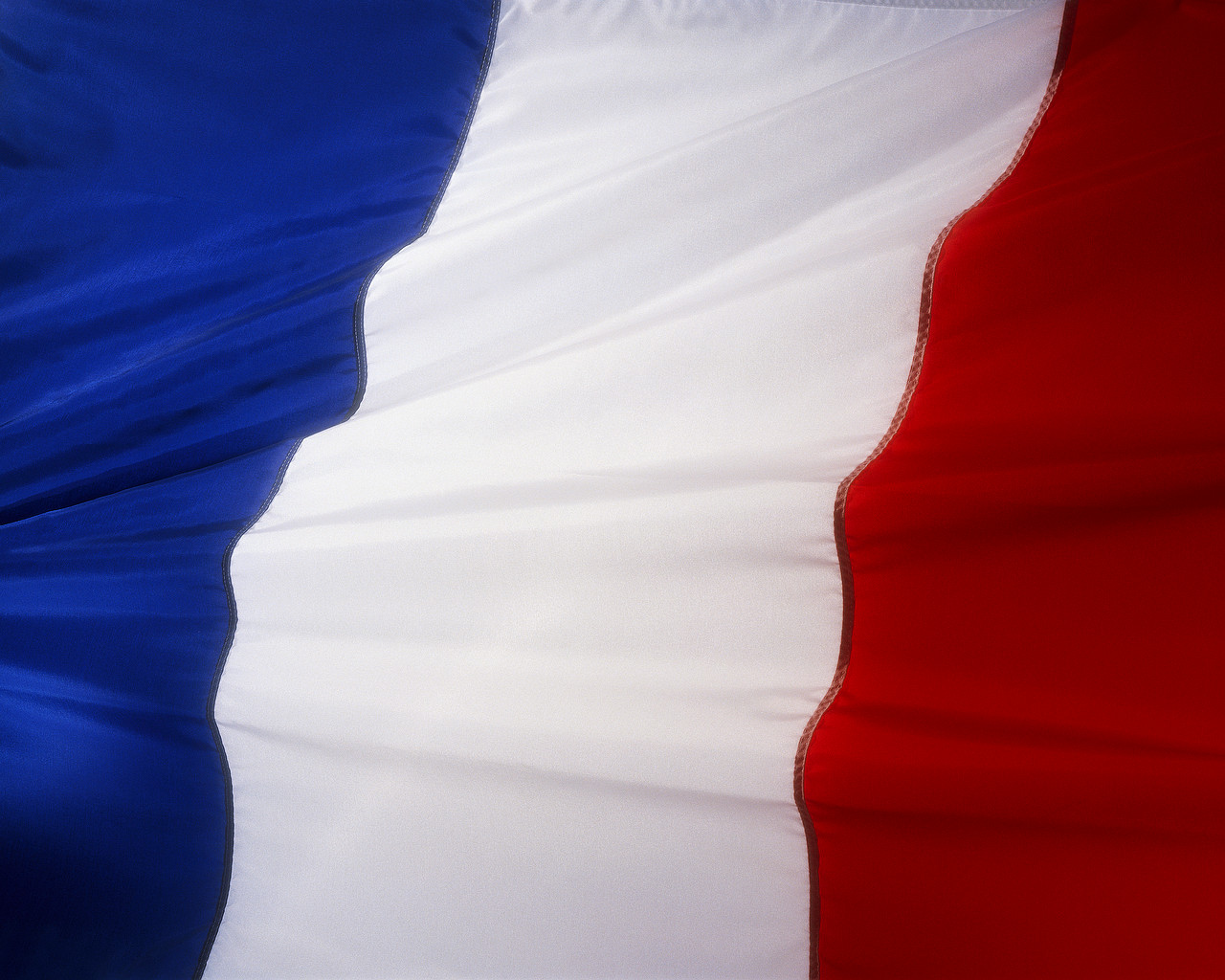 знамя Франции