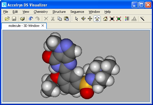 Molecular Modeling - Manual